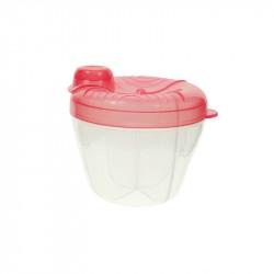 Small potato portable four compartment milk powder box
