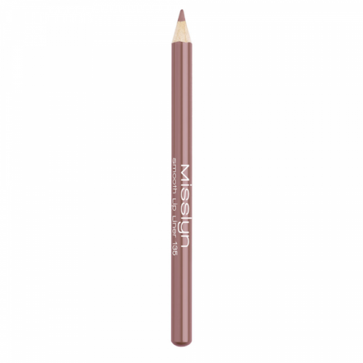 Misslyn Smooth Lip Liner  No. 135 Rosewood