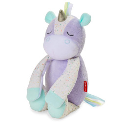 Skip Hop Cry-Activated Baby Sleep Soother & Nursery Sound Machine - Plush Unicorn