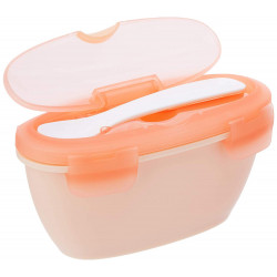 Skip Hop Easy Travel Bowl - Coral
