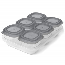 Skip Hop Easy-Store Containers, 60 ml