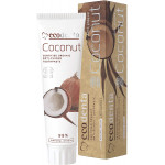 ECODENTA COSMOS ORGANIC Anti-plaque Toothpaste with Coconut Oil and Zinc Salt, 100 ml