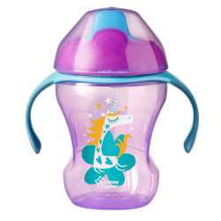 Tommee Tippee Explora Easy Drink Cup 230 ml, Purple