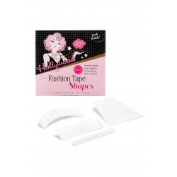 Hollywood Fashion Secrets Double Sided Medical quality apparel and body tape in 4 Shapes