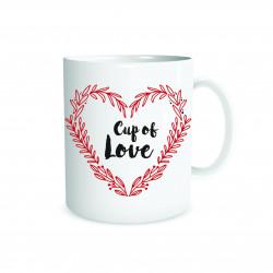 Dumyah Cup of Love Mug