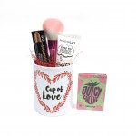 Misslyn Gift, Package Number 5 of Makeup with Beautiful Mug