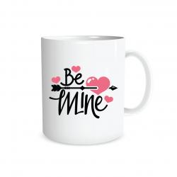 Dumyah Be Mine Mug