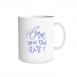 Dumyah Love is in the Air Mug