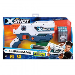 ZURU X Shot Hurricane Clip Blaster With 12 foam Darts