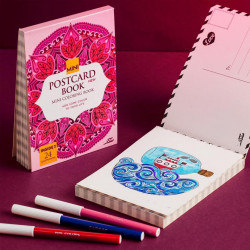 Mofakera Coloring Book, Small Size