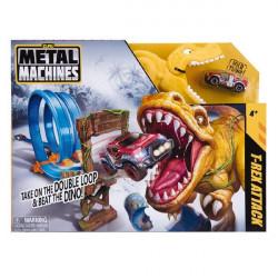 Zuru Metal Machines T-Rex Attack Playset