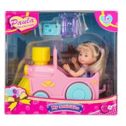 M & C Toys, Paula - My Train