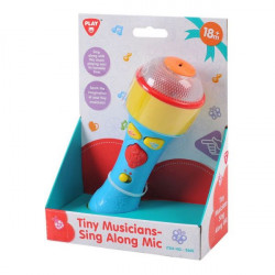 PlayGo Tiny Musicians Sing Along Microphone