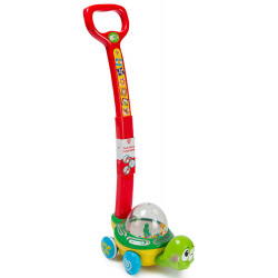 PlayGo  Push Along Turtle Rattle