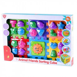 PlayGo Animal Friends Sorting Cube
