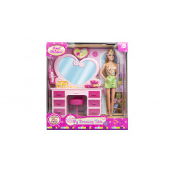 M & C Toys, Kari Michell - My Dressing Table
