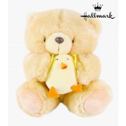 Hallmark Chickie Friend Teddy Bear