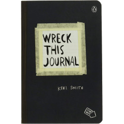 Wreck This Journal : To Create is to Destroy, Now With Even More Ways to Wreck! -Paperback | 224 pages