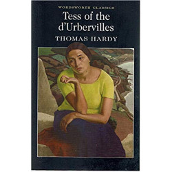 Tess of the d'Urbervilles, Paperback | 384 pages