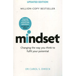 Mindset - Updated Edition : Changing The Way You think To Fulfil Your Potential, 320 pages