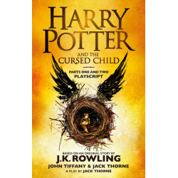 Harry Potter and the Cursed Child - Parts One and Two, 352 pages
