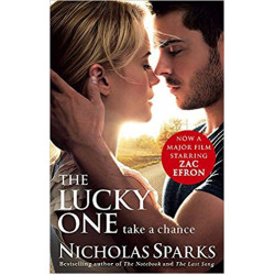 The Lucky One, 368 pages