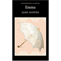 Emma (Wordsworth Classics) Paperback,416 pages