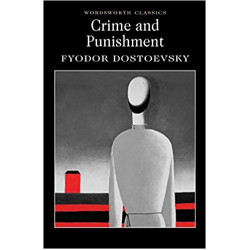 Crime and Punishment (Wordsworth Classics)Paperback,528 pages
