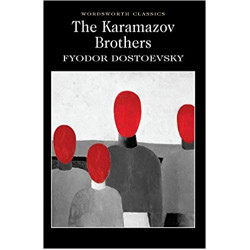 Karamazov Brothers (Wordsworth Classics)Paperback,896 pages