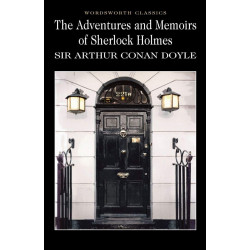 Adventures of Sherlock Holmes (Wordsworth Classics)Paperback,528 pages