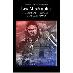 Les Miserables Volume Two (Wordsworth Classics)Paperback, 512 pages