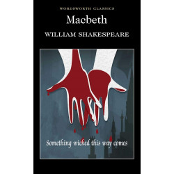 Macbeth (Wordsworth Classics)Paperback,128 pages