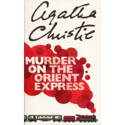 Murder on the Orient Express (Poirot) Paperback,240 pages