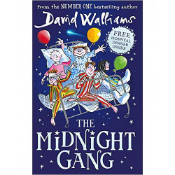 The Midnight Gang Paperback | 480 pages