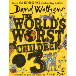 The World's Worst Children 3 Paperback | 288 pages