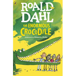 The Enormous Crocodile, Paperback | 64 pages