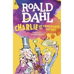 Charlie and the Chocolate Factory,  Paperback | 208 pages