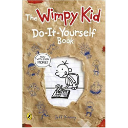 Diary of a Wimpy Kid: Do-It-Yourself Book, Paperback | 192 pages