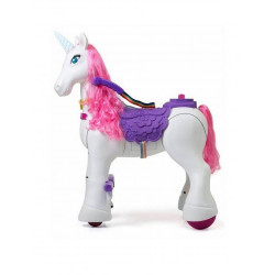 Feber My Lovely Unicorn 12V Electric Ride On Horse Toy Kids Outdoor Play
