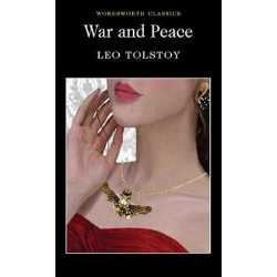 War and Peace (Wordsworth Classics)Paperback,1024 pages