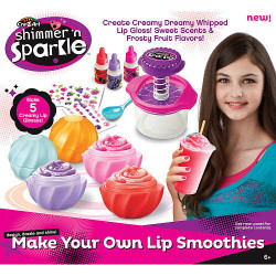 Cra-Z-Art Shimmer 'n Sparkle Make Your Own Sweet Lip Treats Building Kit