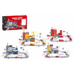 P. JOY VROOM VROOM PARKING GARAGE LUXURY PLAY SET