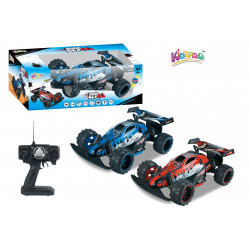 KIDZ. RC BUGGY RED 1 1/6 BPC
