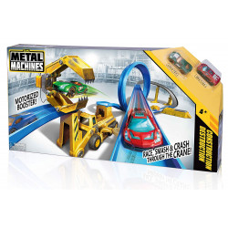 Zuru Metal Machines Police Play Set