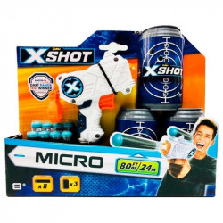 Zuru X-Shot Barrel Micro Dread Shot Set