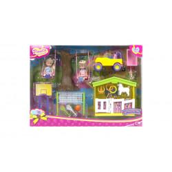 M & C Toys, Paula - My Country Club