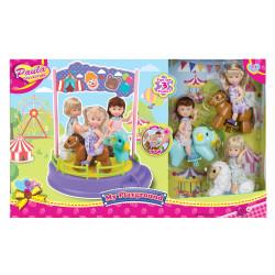 M & C Toys, Paula - Playground