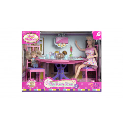 M & C Toys, Kari Michell - My Dining room