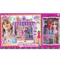 M & C Toys, Kari Michell - My Fashion Boutique
