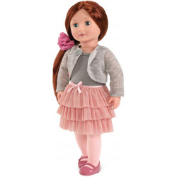 """Our Generation by Battat- Ayla 18"""" Regular Non-Posable Fashion Doll- for Ages 3 & Up"""